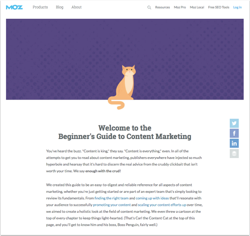 moz-content-marketing